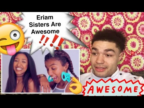 Eriam Sisters Side To Side Reaction