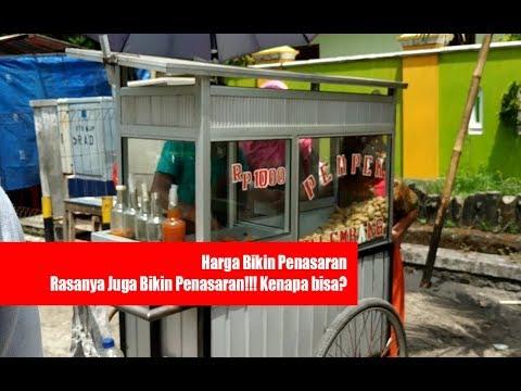 1rb-bikin-penasaran!!!-pempek-dorong-maknyus-maknyos-tes-di-tempat-|-street-food-pempek-indonesia