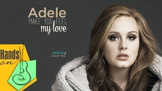 Make you feel my love » Adele ✎ acoustic Instrumental by Trịnh Gia Hưng