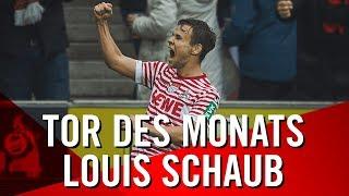 Louis SCHAUB | TOR des MONATS November 2018 | 1. FC Köln vs Dynamo Dresden