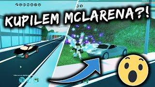 Kupiłem McLaren'a w JailBreak! - ROBLOX #20