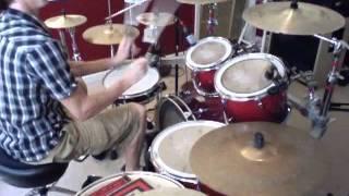 Adolescents - Drum Cover - Incubus