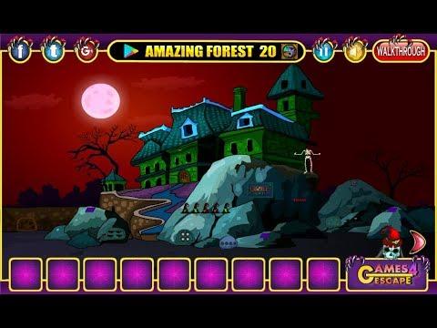 Halloween Green House Escape Walkthrough Games4escape