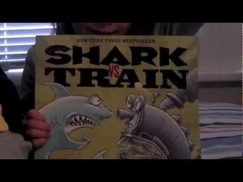 Shark vs Train Trailer
