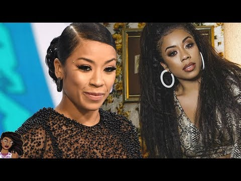 Keyshia Cole Fakes Pregnancy. Gives CRAZY Explanation For Doing So.