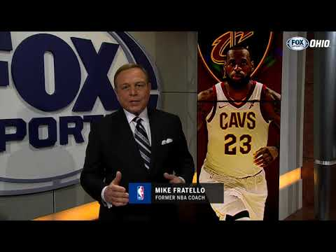 Mike Fratello gives his perspective on LeBron hitting 30K points