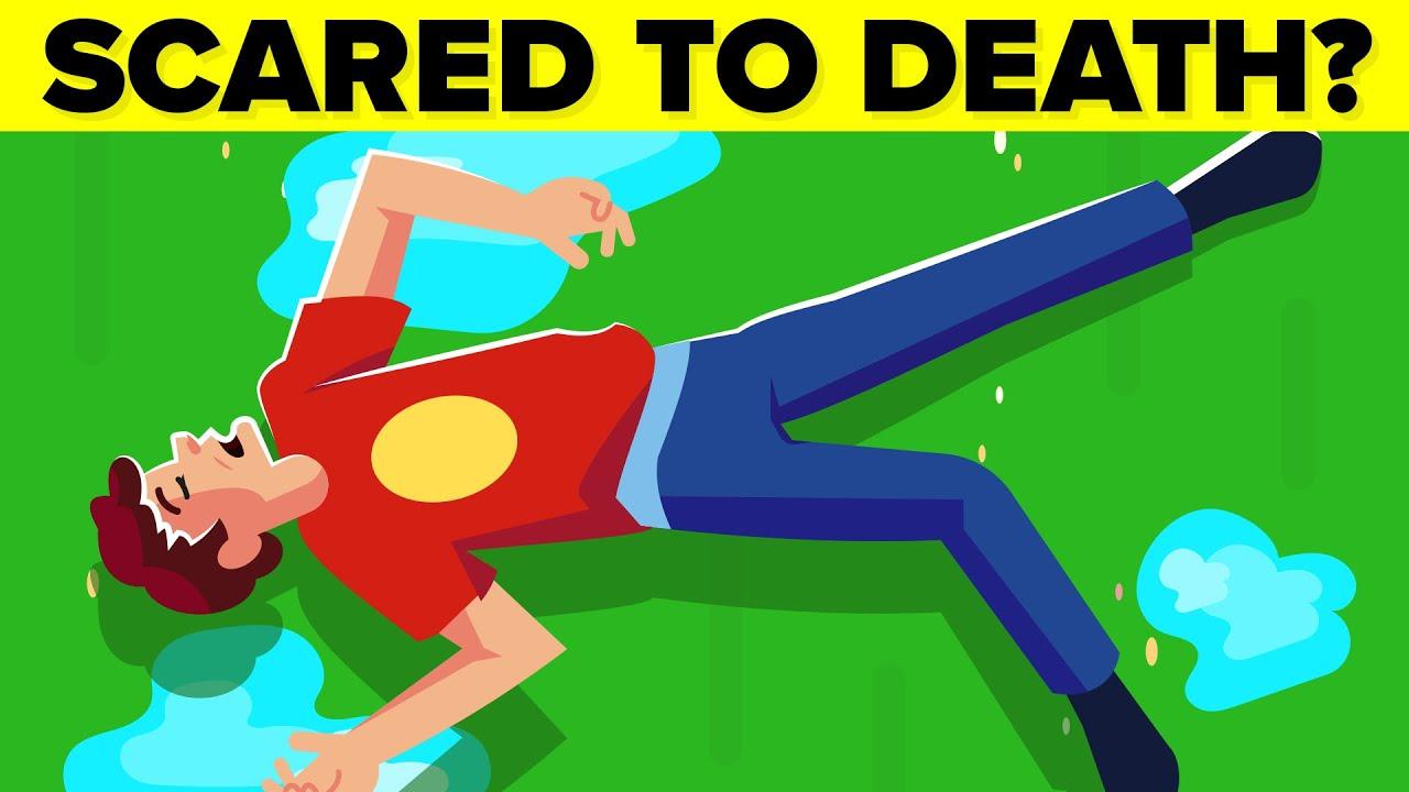 Можете ли буквално да се исплашите до смрт?