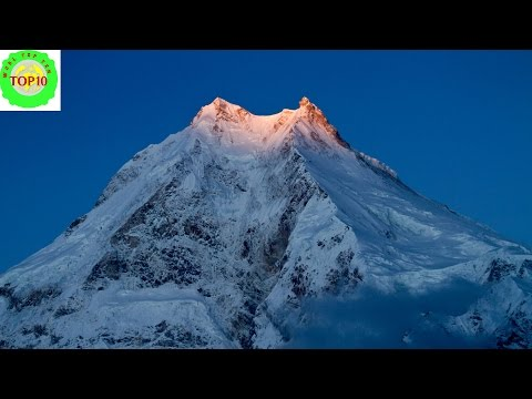 Top 10 TallestHighest Mountains in the World 2015