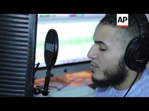 Libyan Quran reciter secures lifetime recording contract