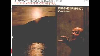 Jean Sibelius-Symphony no. 2 in D Major op. 43 (Complete)