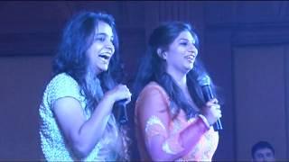 Индийские танцы на свадьбе 2