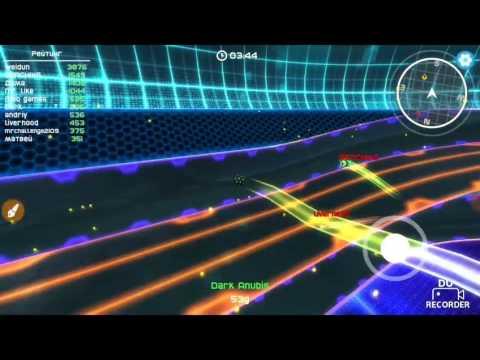 Новая игра. Neon Arena. |