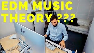 DO YOU NEED MUSIC THEORY TO PRODUCE EDM