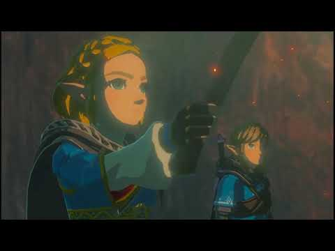 Reacción A La Secuela De Breath Of The Wild (Con Shadow)