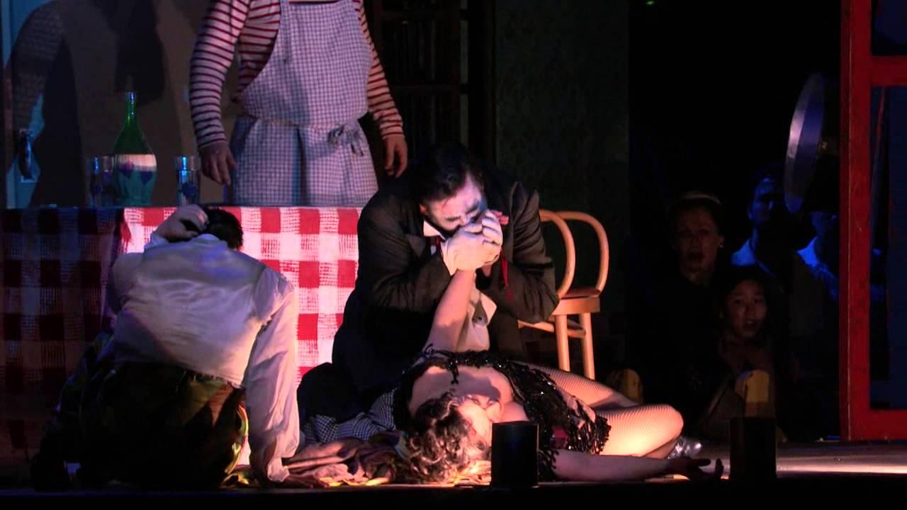 Cavalleria Rusticana & Pagliacci: TV Spot