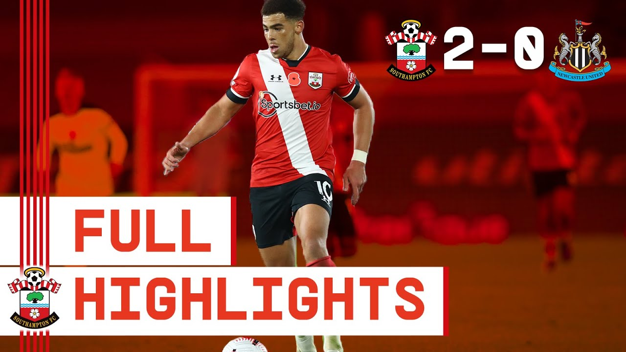 HIGHLIGHTS: Southampton 2-0 Newcastle United | Premier League