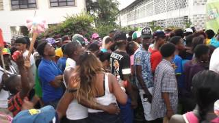 Guyana mash 2015
