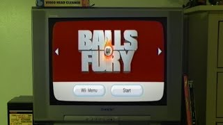 WaG Stream: Balls of Fury (Wii) (Part 2 - Young Randy vs. Feng)