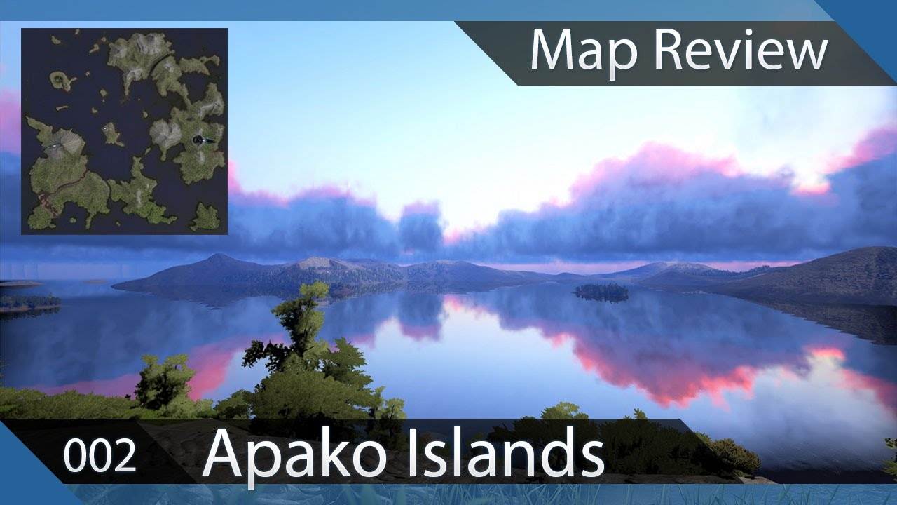 ark randomly generated maps