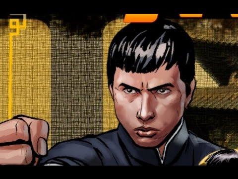 Kings of Kung Fu-Yuen Wong Gameplay. |