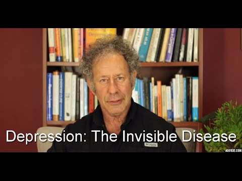 Depression: The invisible Disease