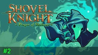 Shovel Knight Plague of Shadows #2 - ¡Primera esencia!