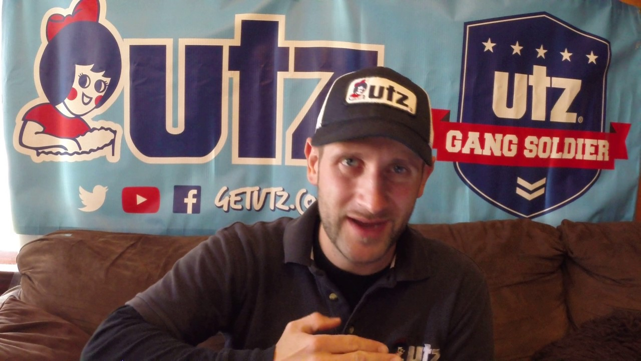 Ask The Utz Gang Soldier Q&A With An Utz Quality Foods Route Sales  Professional