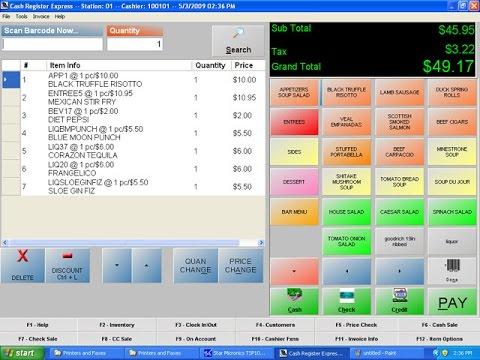 Restaurant Pos Software Solutions Provider Developer Designer Programmer Consultant Analyst Offer