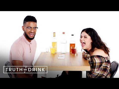 Dating App First Dates  | Truth Or Drink | Cut