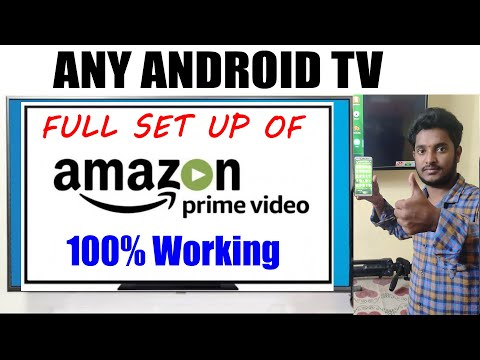 HOW TO SETUP AMAZON PRIME IN ANY TV AMAZON  TECH NETFLIX #screenmirroring
