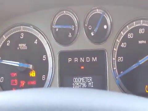 2009 Cadillac Escalade Esv Electrical Issues