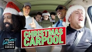 Christmas Carpool Karaoke - Joy to the World(James Corden and Reggie Watts kick off a Christmas edition of Carpool Karaoke singing
