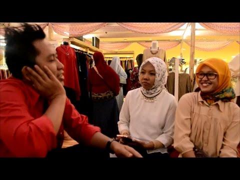 Sok kenal sok dekat, Vlog#1 Ivent Bazar Butik Indonesia, di Sun Plaza Medan