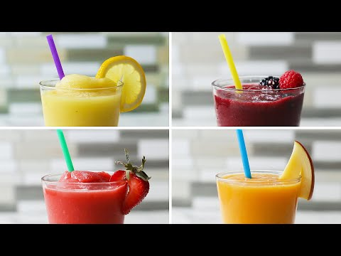 Download Youtube: Frozen Lemonade 4 Ways