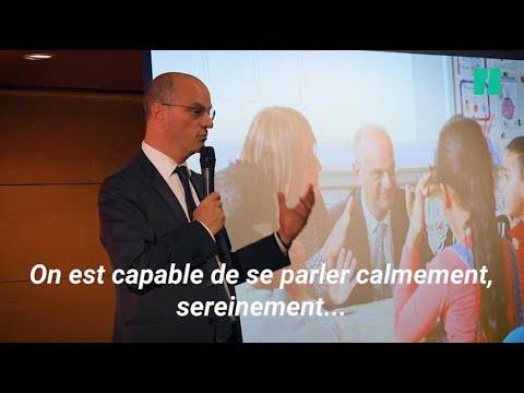 La rude soirée de Jean-Michel Blanquer face à des enseignants excédés