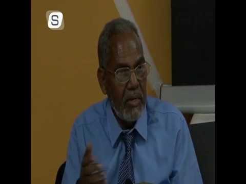 Prof Cabdalla Cumar Mansuur Bandhigga Buuggiisa Taariikhda Iyo Luuqadda Bulshada Soomaaliyeed 2