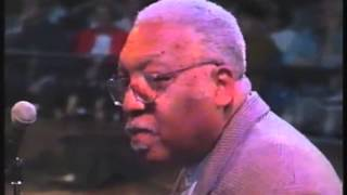 Ellis Marsalis Trio: Syndrome (Bern, 1997)