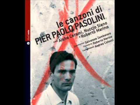 Nuccio Siano  - Notturno (Pier Paolo Pasolini)