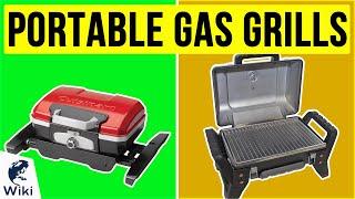 10 Best Portable Gąs Grills 2020