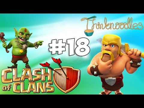 Clash Of Clans : Ep 18 - Town Hall 6 Base Design