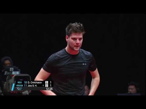 2017 T2 Asia-Pacific: Joo Sae Hyuk vs Dimitrij Ovtcharov