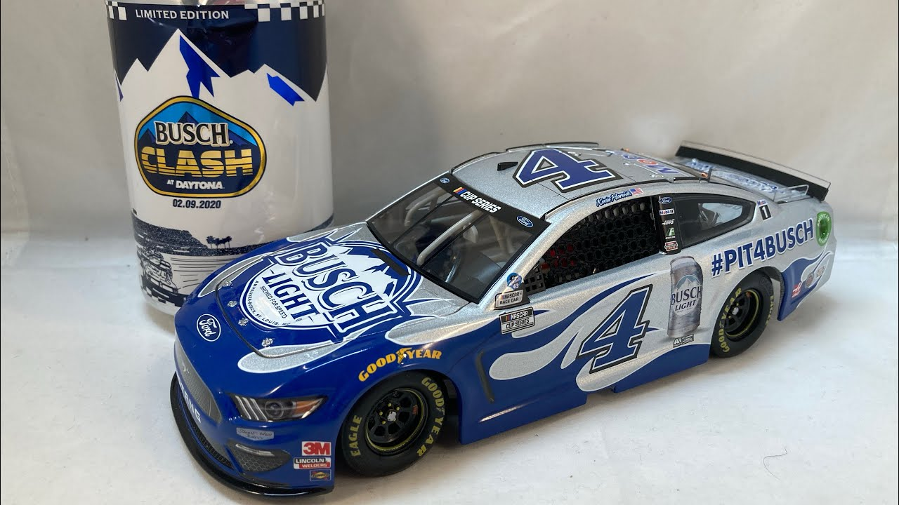 Kevin Harvick 2020 Busch Light #PIT4BUSCH 1//24 Die Cast IN STOCK