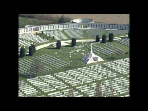 Passchendaele Suite (Seeds of peace)       Tyne Cot at night