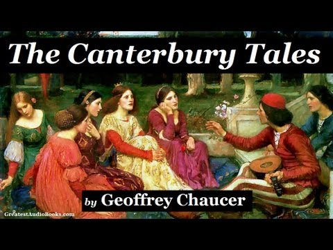 THE CANTERBURY TALES by Geoffrey Chaucer - FULL AudioBook |