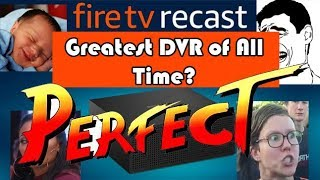 Amazon Fire TV Recast Review! The Greatest DVR of All Time?