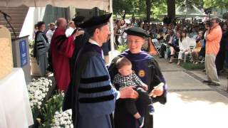Emory University School of Law Commencement 2014