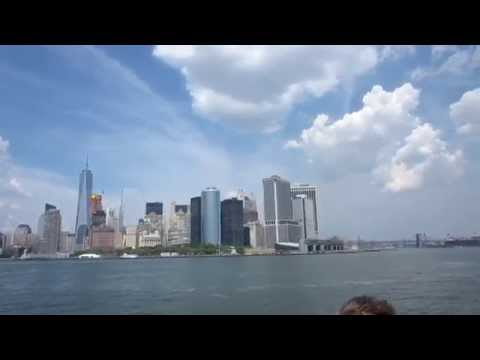 How to ride the FREE Staten Island Ferry from New York City