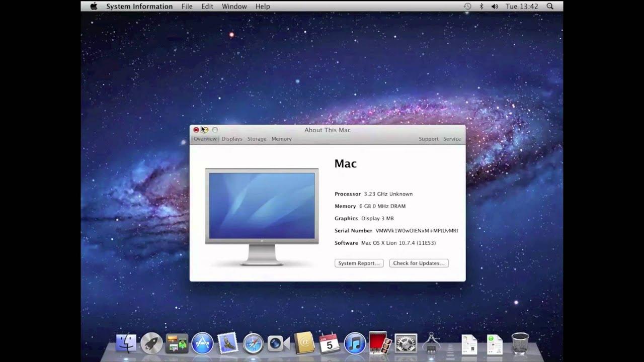 Vmware server for mac os 10.13