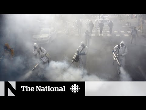 Iran's COVID-19 crisis fuelled by politics and religion