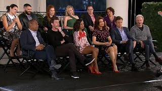 'Scandal' Cast Joins 'GMA' Live